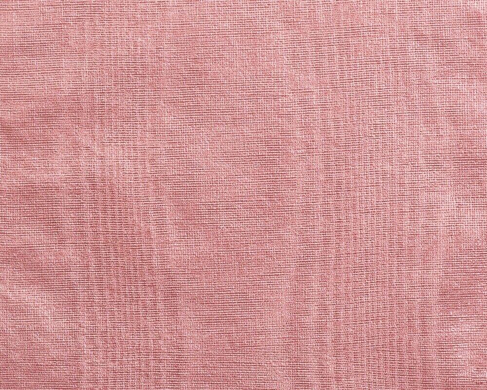 100 yds Bulk Roll Vinyle Nappe, Moire Rose 54