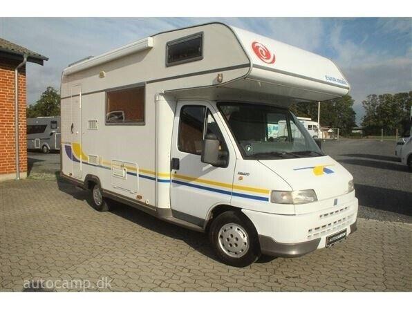 Euramobil Activa 635 LS, 1999, km 165000
