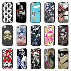 Stormtrooper-Darth-Vader-Star-Wars-Telefono-Case-Cover-per-iPhone-4-5-6-7-8-X