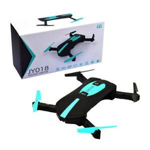 JY018-Portable-HD-Camera-Wifi-and-2-4-G-Multi-band-Control-System-Pocket-Drone