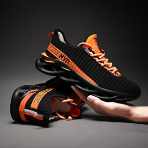 Men-039-s-Casual-Sneakers-Outdoor-Walking-Running-Sports-Tennis-Athletic-Shoes-Gym