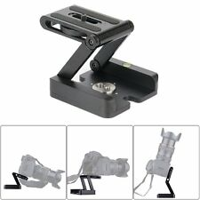 New Camera Tripod Z Type Tilt Bracket Folding Head Photography Studio standard