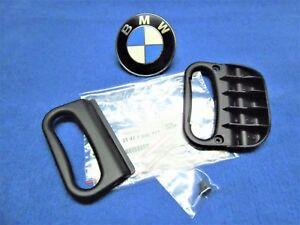 BMW-e46-3er-Touring-Griff-NEU-Laderaumabdeckung-Kofferraum-Rollo-318i-320d-330d