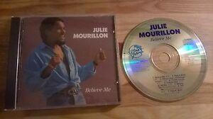 CD Ethno Julie Mourillon - Believe Me (9 Song) BLUE VISION / IN-AKUSTIK
