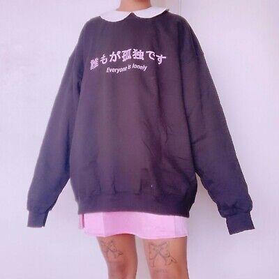 Kawaii Anime Girl Pastel Vibes Only Esth/étique Manga Lovers Sweatshirt