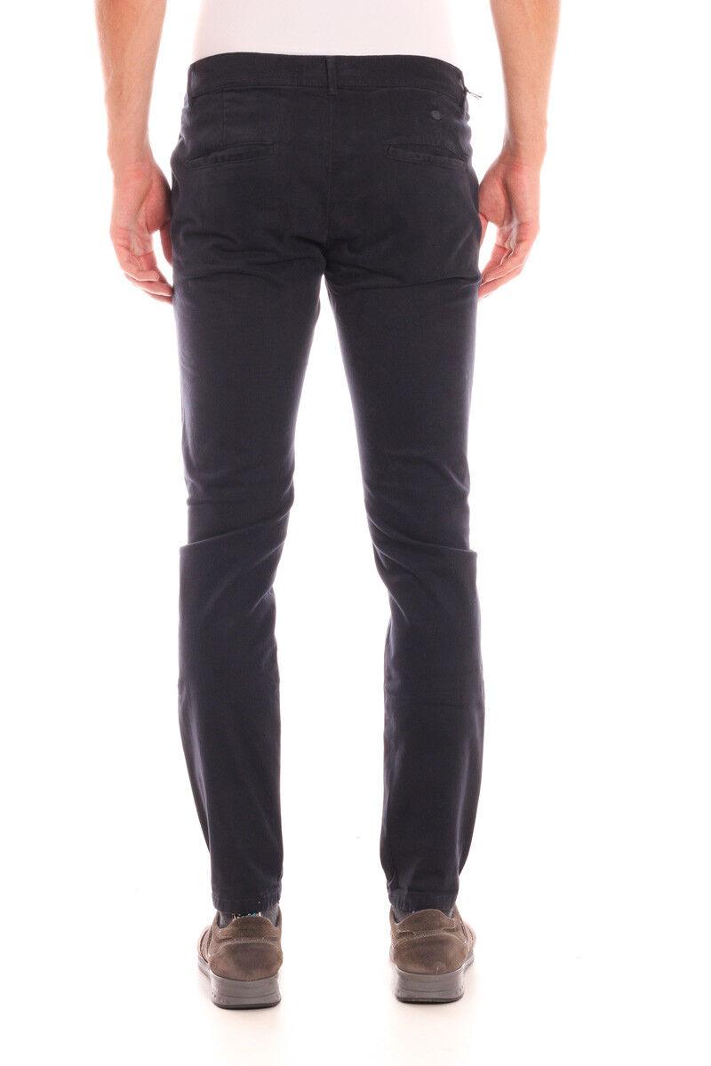 Pantaloni Daniele Alessandrini Jeans Trouser Cotone Uomo Blu PJ5386L1003506 PJ5386L1003506 PJ5386L1003506 23 b86e30