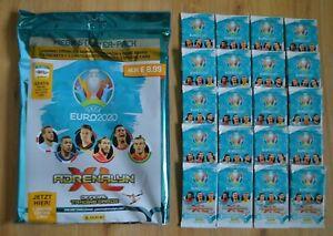 Panini-Adrenalyn-XL-Uefa-Euro-EM-2020-Starterpack-20-Booster-Trading-Cards