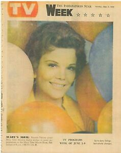 Details about Mary Tyler Moore Nanette Fabray Anne Baxter June 23 1973 TV Week Magazine LB1