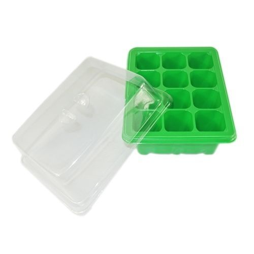 Humidity Insert Seed Tray Propagation Dome Clone Box For Plants