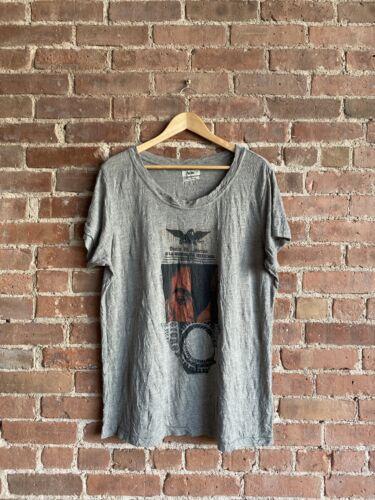 Acne Studios Fine Print AW10 T-Shirt Size XL