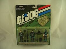 GI Joe A Real American Hero Navy Assault Unit action figures