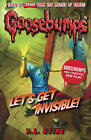 Let's Get Invisible! by R. L. Stine (Paperback, 2015)