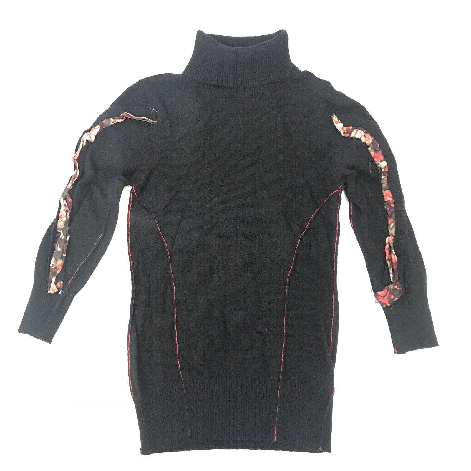 JUST CAVALLI Cashmere Sweater Sz 38