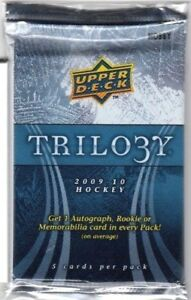 1-2009-10-UPPER-DECK-TRILO3Y-ICE-SCRIPTS-AUTOGRAPH-HOBBY-HOT-PACK-GUARANTEE