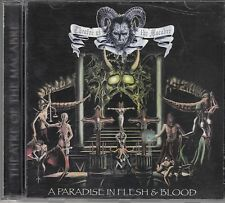 Theatre Of The Macabre – A Paradise In Flesh & Blood, CD