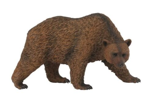 Collecta 88560 Brown Bear 10 cm Wild Animals