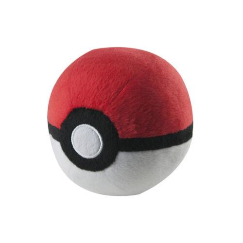 Pokemon Poke Ball 4 inch Plush Toy