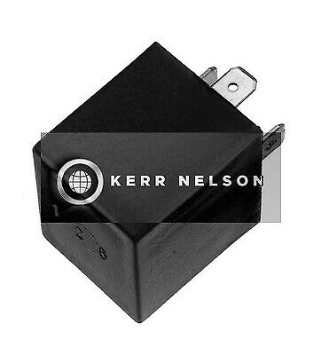 Flasher Unit fits HONDA Indicator Relay Kerr Nelson 38300SK3G00 Quality New
