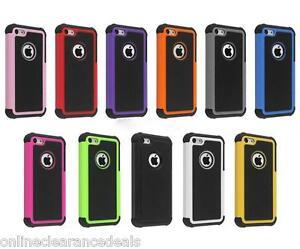 Nueva-prueba-de-golpes-Resistente-Estuche-Cubierta-para-Samsung-Galaxy-Y-Apple-Iphone