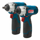 Silverline 10.8v Twin Pack Impact Wrench & Driver 459654