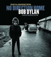 BOB DYLAN/MARTIN SCORSESE - NO DIRECTION HOME: 10TH ANNIVERSARY EDITION DVD NEU