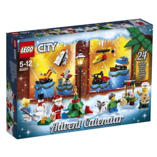 Lego City 60201 Calendario Adviento 2018 - Nuevo/Emb.orig