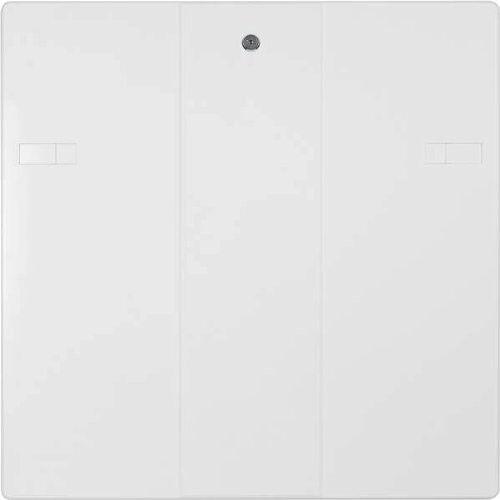 Inspection door light gray 400x400mm Lock high quality ASA Plastic
