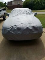 2010-17 Chevrolet Camaro 4-layer Outdoor Car Cover - Gray