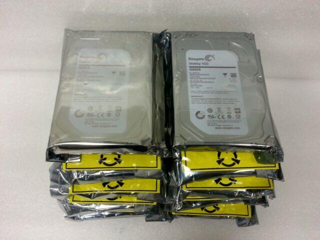 "Seagate DELL  HDD ST4000DM000 4TB 64MB Cache SATA 3.5/"" FWCC52 0VF3T3"