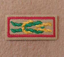 BSA SILVER BUFFALO AWARD KNOT TYPE K-B02-1946~1988  A00674
