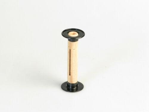 Una madera usadas 120er roll película bobinas núcleo bobina núcleo película bobina ver fotos