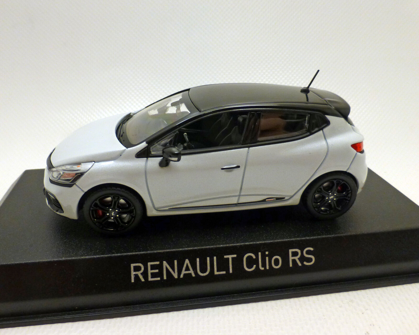 Renault Clio RS, Monaco, GP 2014, NOREV 1 43  | Grüne, neue Technologie
