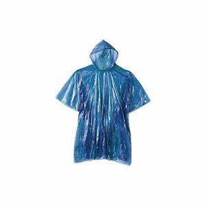Adultes-De-Pluie-Poncho-Impermeable-Bleu-en-plastique-jetables-pluie-chapeau-capuche-femme-homme