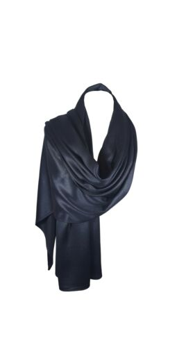 Luxuriously Smooth and Silky Large SATIN Shawl Throw Scarf Wrap