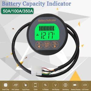 80V-350A-100A-50A-Waterproof-Digital-LCD-Battery-Voltmeter-Voltage-Meter