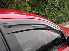 Mazda RX8 Autoexe Racing Side Door Window Rain Guard Shield Visor Right & Left