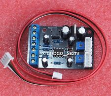 1x NEW VU meter driver board TA7318P Dual channel Stereo module Upgraded version