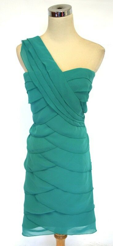 NWT MAX and CLEO  158 blueesail Dance Prom Party Dress 4