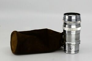 Triotar-8-5cm-85mm-f4-0-carl-zeiss-jena-Ikon-RARE-for-Contaflex-TLR