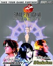 Final Fantasy VIII PC Official Strategy Guide (Bradygames Strategy Guides)