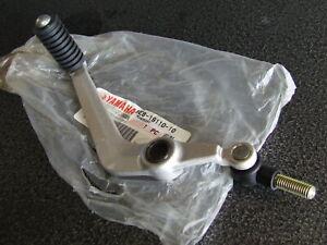 Genuine-Yamaha-R6-YZF-R6-YZFR6-1999-2005-Gear-Lever-5EB-18110-10-New-NOS