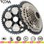 VXM Bicycle Freewheel MTB Flywheel Card Type Flywheel 10Speed Cassette Freewheel