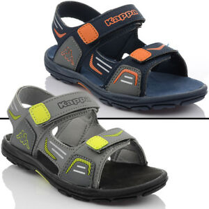 Neuf-Chaussures-pour-Enfants-Kappa-Pure-K-Sandales-Sandales-Trekking-Garcons