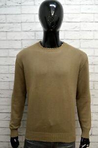 Maglione-Pullover-Uomo-BEST-COMPANY-Taglia-L-Cardigan-Felpa-Sweater-Man-Maglia