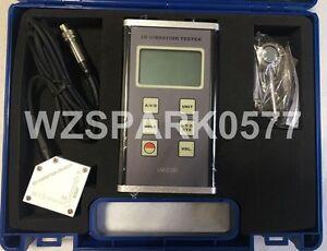 Details about 3-Axis Accelerometer XYZ Digital Vibration Meter Tester  VM-6380(3D) Vibrometer