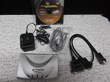 Typhoon, Serial Modem,  mit Installations CD,  und Kabeln