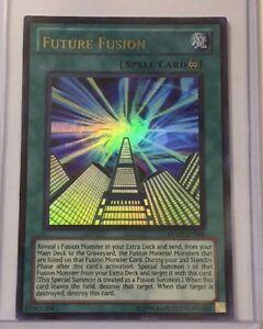 Fusion Devourer STON-EN020 Rare X 3 Mint 1st  yugioh Cards