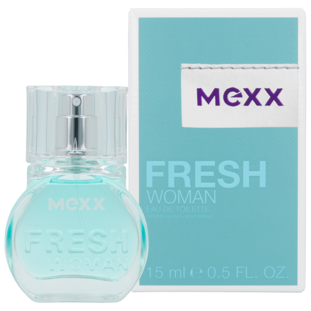 Mexx Fresh Woman Edt Eau De Toilette Spray 15ml 05floz For Sale