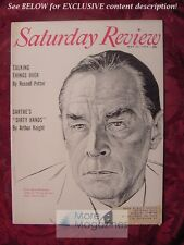 SATURDAY REVIEW May 22 1954 ERICH MARIA REMARQUE RUSSELL POTTER C. L. R. JAMES