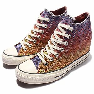 Image is loading Converse-x-Missoni-Chuck-Taylor-All-Star-Lux-